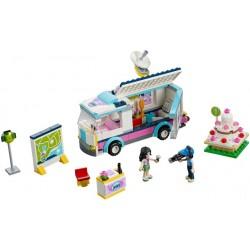 LEGO Friends - Van de Notícias de Heartlake - 2015