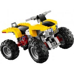 LEGO Creator - Moto Quatro Turbo (186 pcs.) 2014