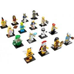 LEGO MINIFIGURE - 10ª Série (coleção 16 unidades)