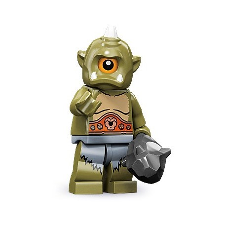 "LEGO MINIFIGURE - 9ª Série - "" Cyclops"""