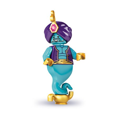 "LEGO MINIFIGURE - 6ª Série ""Genie"""