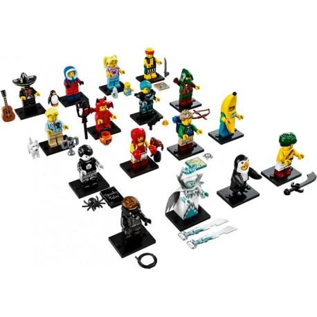 LEGO MINIFIGURE - 16º Série - Colecção completa