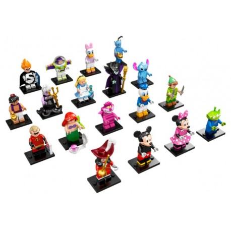 LEGO MINIFIGURE - Série Disney completa