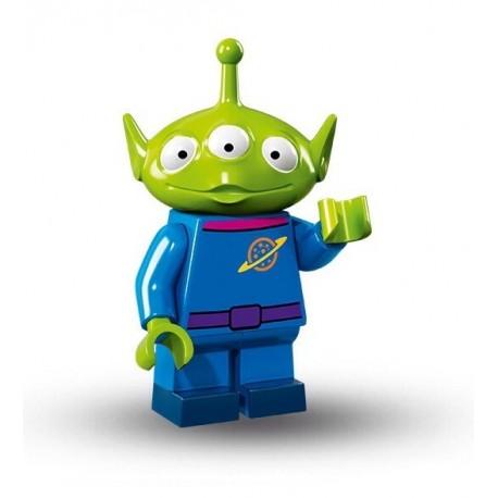 """LEGO MINIFIGURE - Série Disney - """"Pizza Planet Alien"""""""