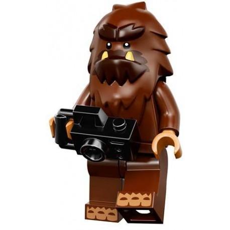 "LEGO MINIFIGURE - 14ª Série - ""Square Foot"""