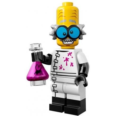 """LEGO MINIFIGURE - 14ª Série - """"Monster Scientist"""""""