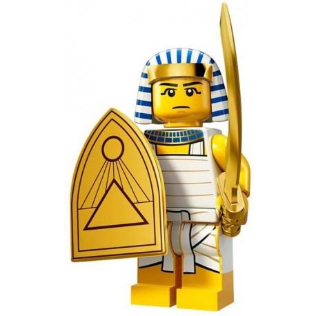 """LEGO MINIFIGURE - 13ª Série - """"Egyptian Warrior"""""""