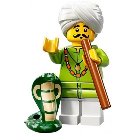 """LEGO MINIFIGURE - 13ª Série - """"Snake Charmer"""""""
