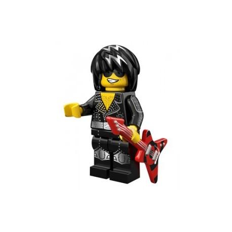 "LEGO MINIFIGURE - 12ª Série - ""Rock Star"""