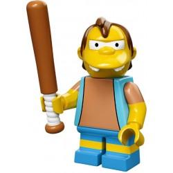 "LEGO MINIFIGURE - Simpsons 1ª Série - ""Nelson Muntz"""
