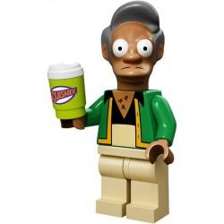 "LEGO MINIFIGURE - Simpsons 1ª Série - ""Apu Nahasapeemapetilon"""