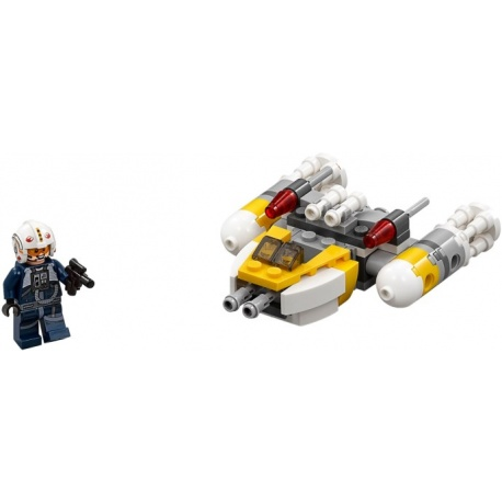 LEGO Star Wars - Microfighters Y-Wing (90pcs) 2017