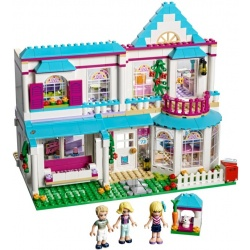LEGO Friends - A Casa da Stephanie (622pcs) 2017