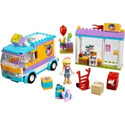 LEGO Friends - Serviço de Entrega de Presentes (185pcs) 2017