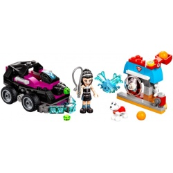 LEGO Super Heroe Girls - Lashina Tank (145pcs) 2017