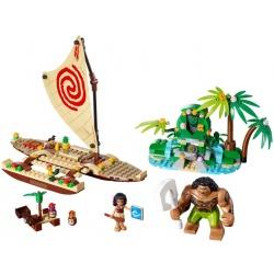 LEGO Disney Princess - Moana's Ocean Voyage (307pcs) 2017