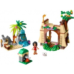 LEGO Disney Princess - Moana's Island Adventure (205pcs) 2017
