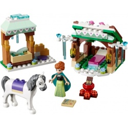 LEGO Disney Princess - A Aventura na Neve da Anna (153pcs) 2017
