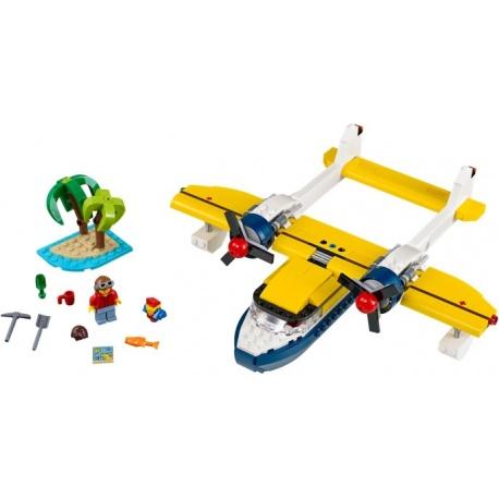 LEGO Creator - Aventuras na Ilha (356pcs) 2017