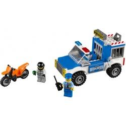LEGO Juniors - Camião da Polícia em Perseguição (90pcs) 2017