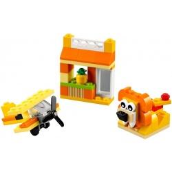 LEGO Classic - Caixa de Criatividade Cor de Laranja (60pcs) 2017