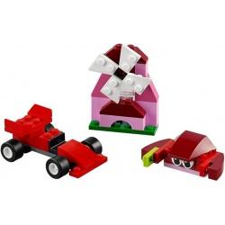 LEGO Classic - Caixa de Criatividade Vermelha (55pcs) 2017