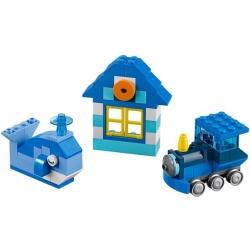 LEGO Classic - Caixa de Criatividade Azul (78pcs) 2017