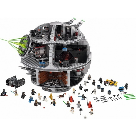 LEGO EXCLUSIVO Star Wars - Estrela da Morte (4016pcs) 2017