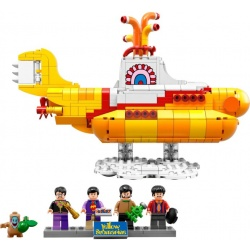 LEGO Exclusivo IDEAS - Yellow Submarine (553pcs) 2017