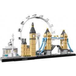 LEGO ARCHITECTURE - Londres (468pcs) 2017