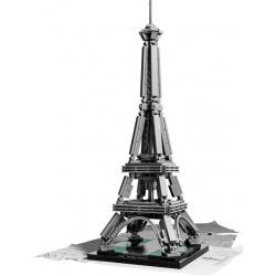 LEGO ARCHITECTURE - Torre Eiffel (321pcs) 2017