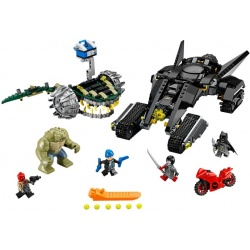 LEGO Batman - Crocodilo, Combate nos Esgotos (759pcs) 2017