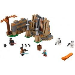 LEGO Star Wars - Combate no Castelo de Maz (409 pcs.) 2017