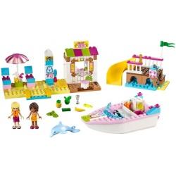 LEGO Juniors - Férias na Praia (143pcs) 2017