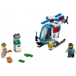 LEGO Juniors - Helicóptero de Perseguição da Polícia (63pcs) 2017