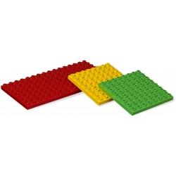 LEGO Duplo - Bases de Construção (3pcs) 2014