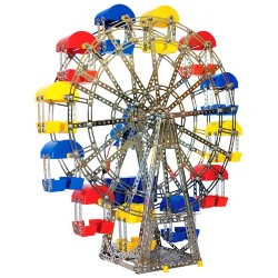 Eitech - Building construction - Ferris Wheel + motor (1200 pcs.) - 2016