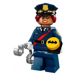 "LEGO Minifigure Batman - ""Barbara Gordon"" - 2017"