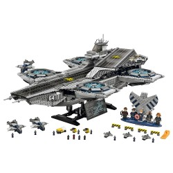 LEGO EXCLUSIVO STAR WARS - O Porta-Aviões Shield (2996pcs.) 2015
