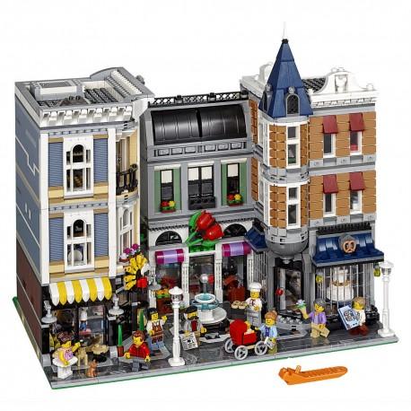 LEGO Exclusivo Creator - Largo da Assembleia (4022pcs) 2017
