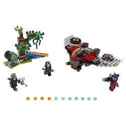 LEGO Super Heroes - O Ataque Ravager (197pcs) 2017