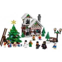 LEGO EXCLUSIVO CREATOR - Loja de Brinquedos de Inverno (898 pcs)