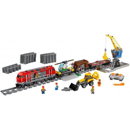 LEGO Exclusivo City - Heavy-Haul Train (984pcs) 2014