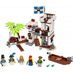 LEGO Pirates - Forte de Soldados  2014-Descontinuado