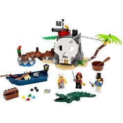 LEGO Pirates - Ilha do Tesouro 2014 Descontinuado