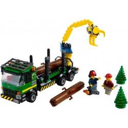 LEGO City - Camião de Transporte de Madeira (228 pcs.) Descontinuado