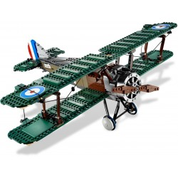 LEGO EXCLUSIVO CREATOR - Sopwith Camel (883 pcs.) 2014 - Descontinuado