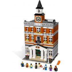 LEGO EXCLUSIVO CREATOR - Câmara municipal (2766 pcs.) Descontinuado