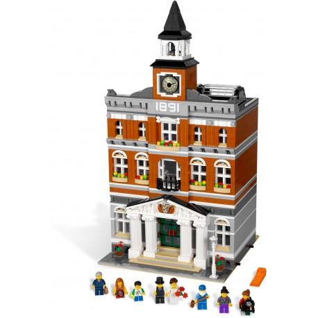 LEGO EXCLUSIVO CREATOR - Câmara municipal (2766 pcs.) Descontinuado