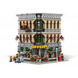 LEGO EXCLUSIVO CITY - Grand Emporium (2182 pcs.) 2014 - Descontinuado